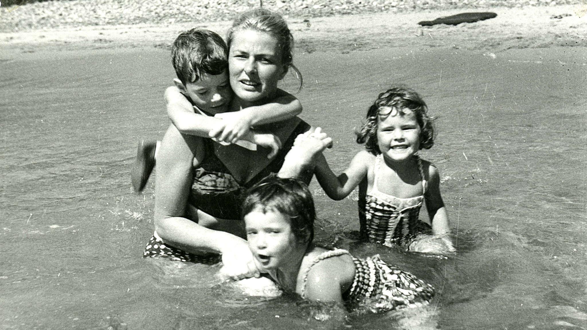 Kvinnorna i Cannes: Ingrid Bergman, Isabella Rossellini och Min Lilla Syster