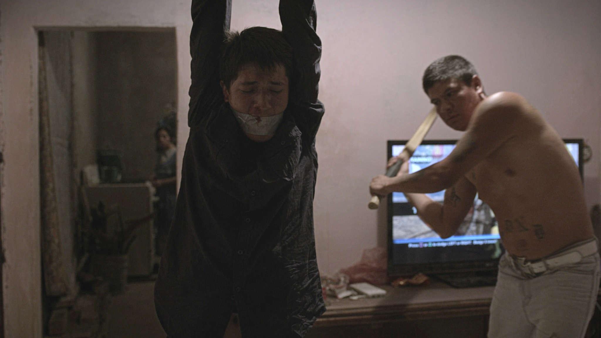 Mexikansk film - våld som terapi