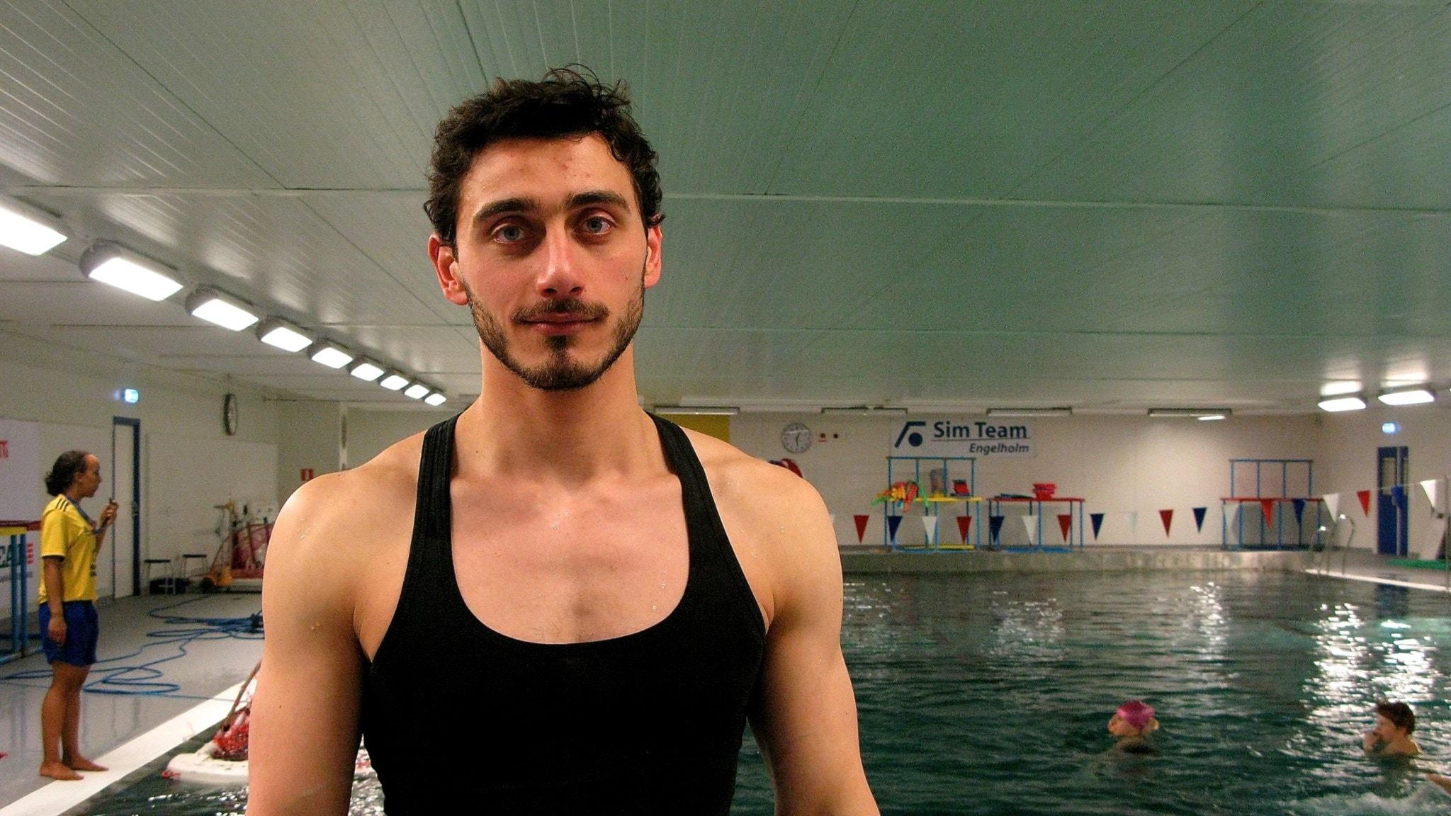 Moulham från Syrien – Vattenpoolarnas räddning?