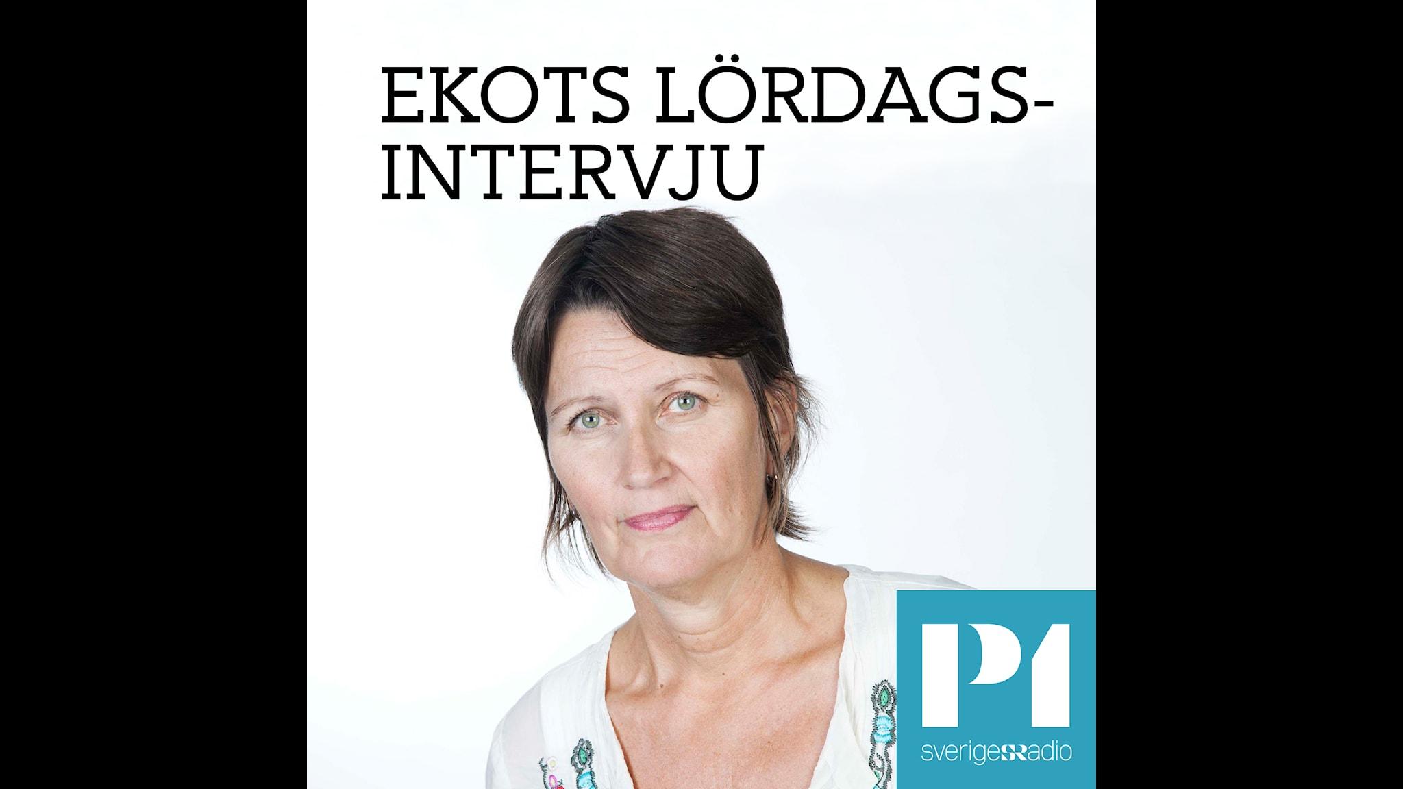 Ekots lördagsintervju Jimmie Åkesson (SD), partiledare