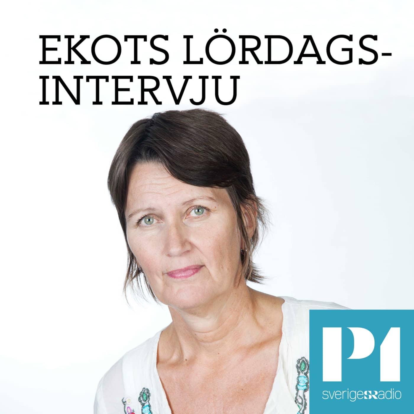 Ekots lördagsintervju i P1