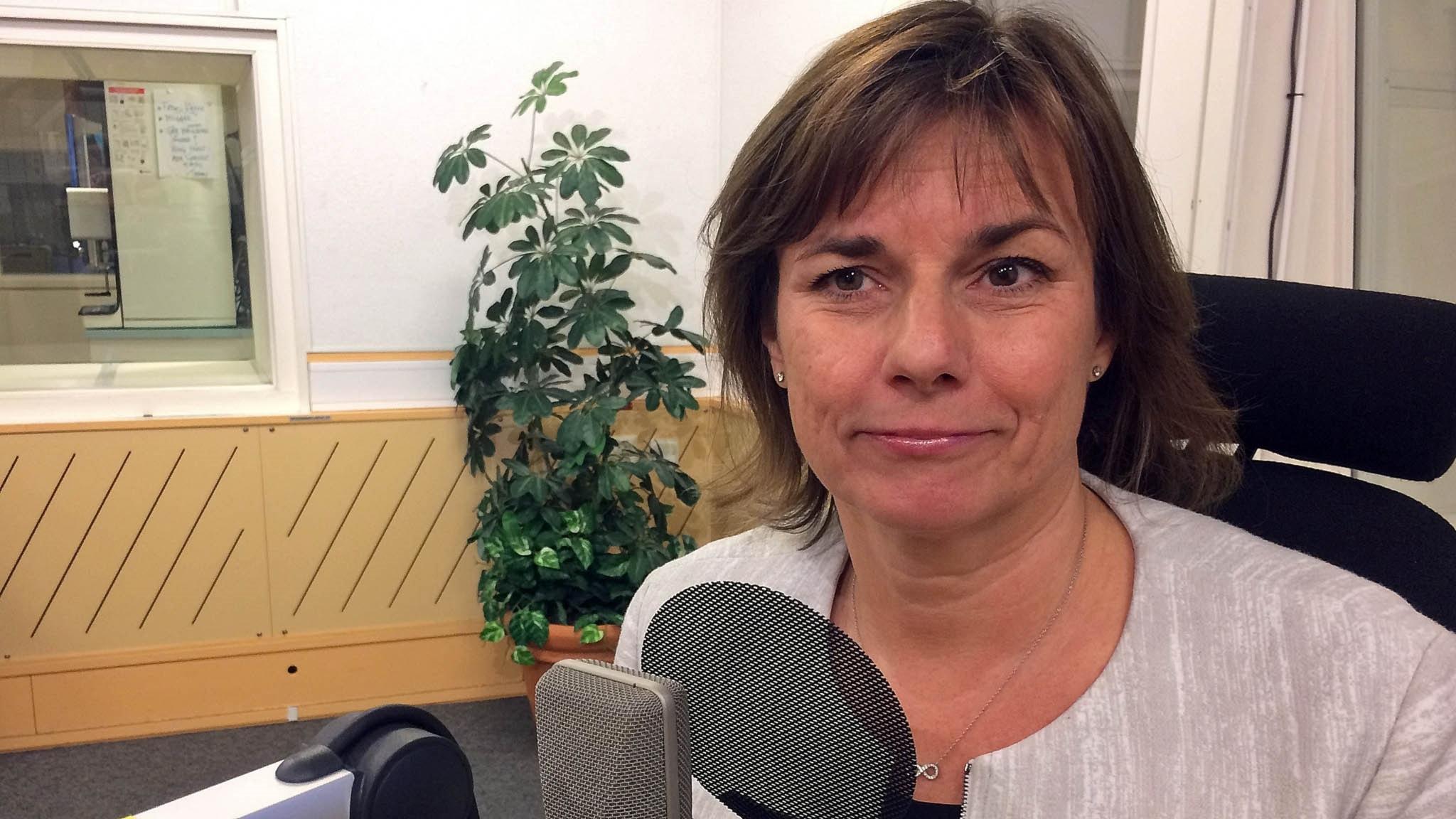 Isabella Lövin (MP) om krisen i partiet