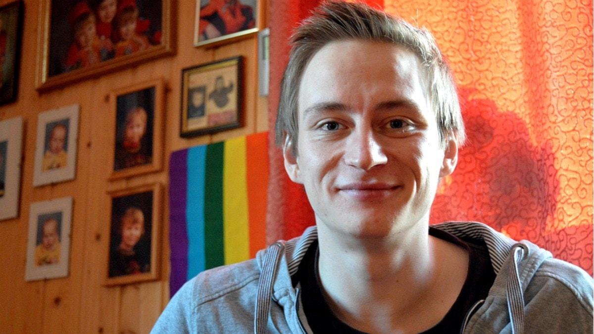 Gay i Sápmi - De kallar mig skev