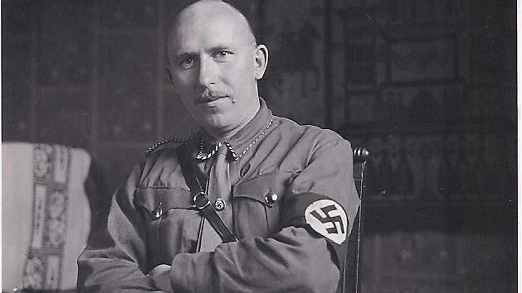 Min far var nazist och jag en ställföreträdande botgörare