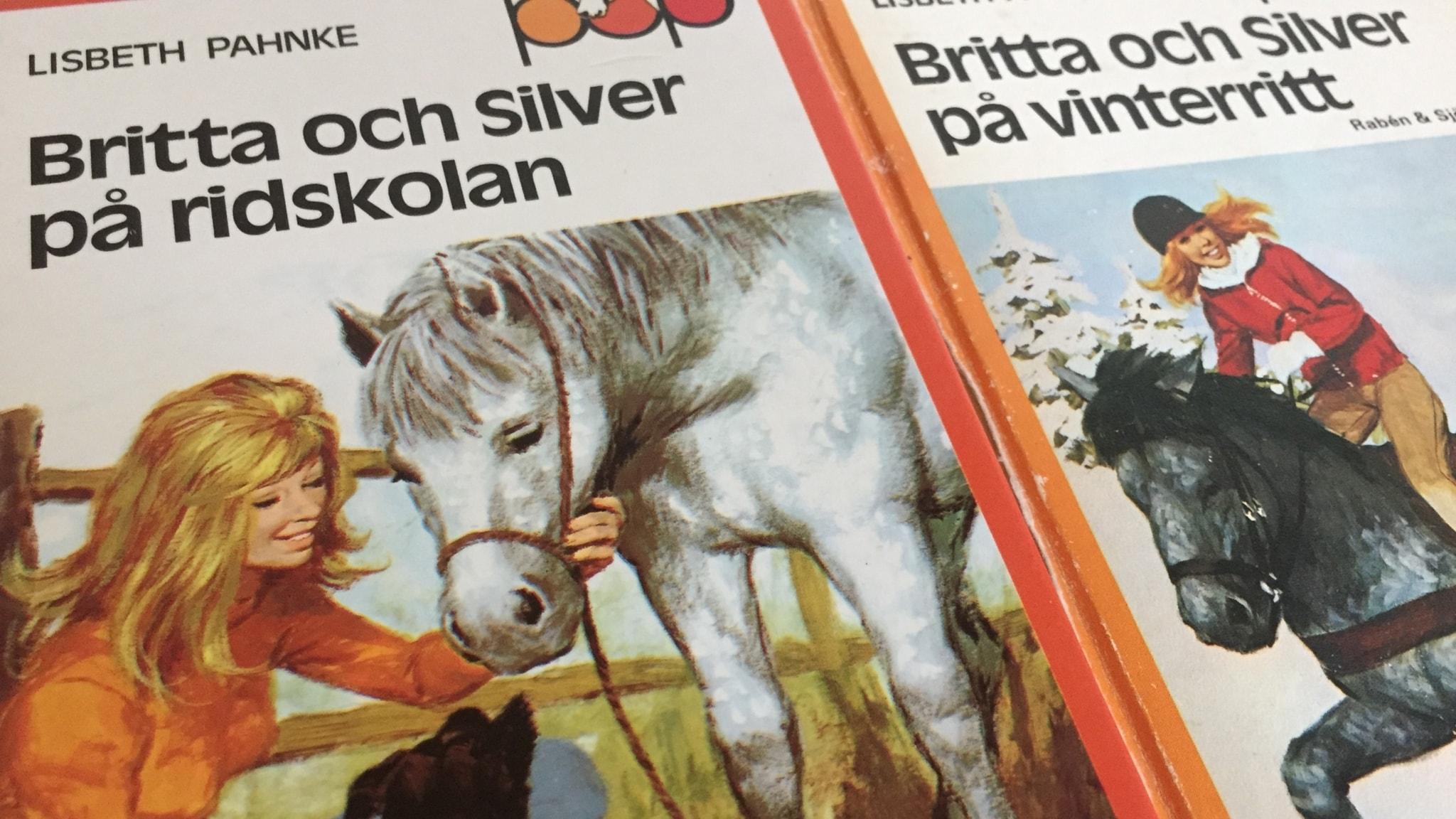 Britta, Silver och jag