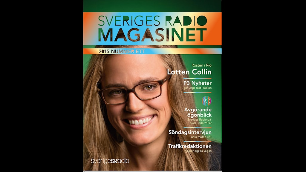 Sveriges Radio-magasinet nr1 2015