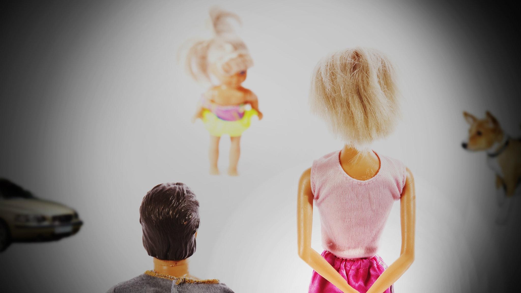 Hur delar man på ett barn utan att det går sönder?