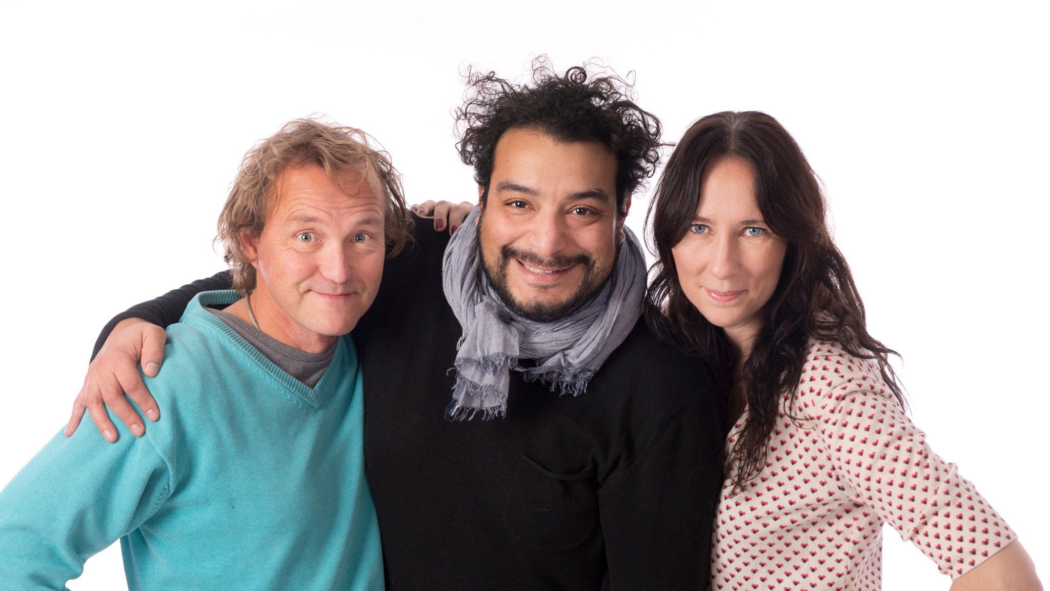 Med Matias Holm & Malin Holmberg