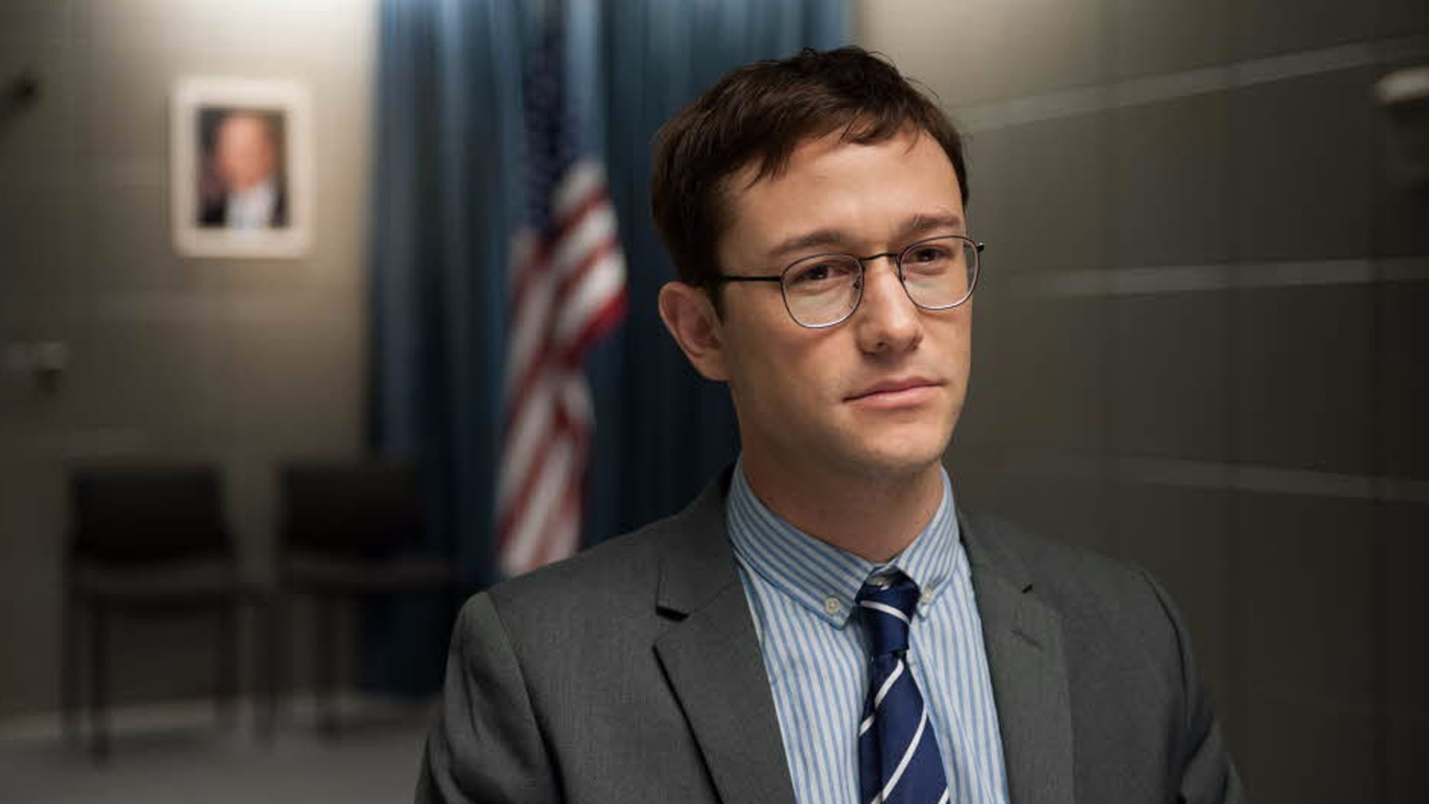 Vecka 37: Idolporträtt av Snowden och ett kärt återseende