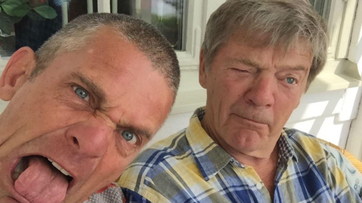 Jesper och Bosse Parnevik: Vi kallar den The crazy family