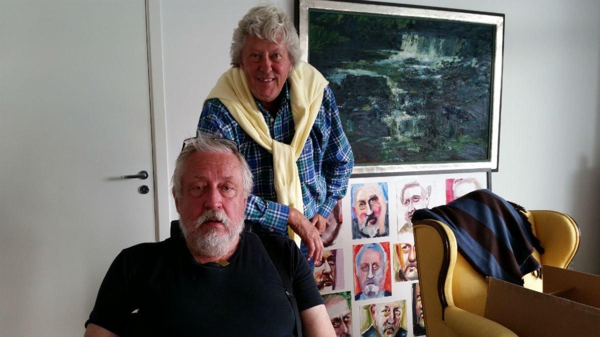 GW Persson: Bert Karlsson var inte intresserad av  att jag och Hasse Aro skulle göra musikalisk karriär med Pärleporten