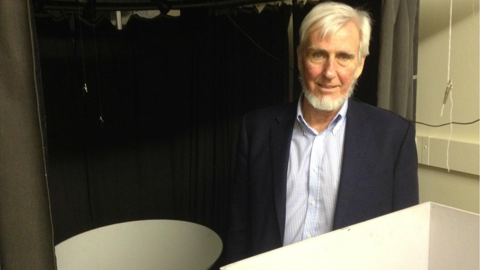 Nobelpriset rubbar rutinerna för John O'Keefe