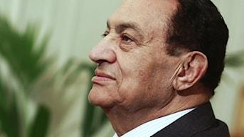 Hosni Mubarak. Foto: Amr Nabil/Scanpix.