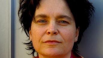Agneta Furvik.Foto: Sveriges Radio.