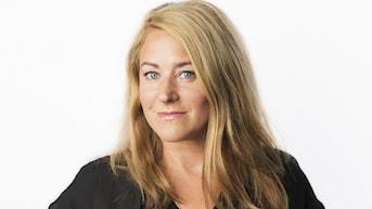 Beatrice Janzon, Sydeuropakorresondent. Foto: Mattias Ahlm/Sveriges Radio.