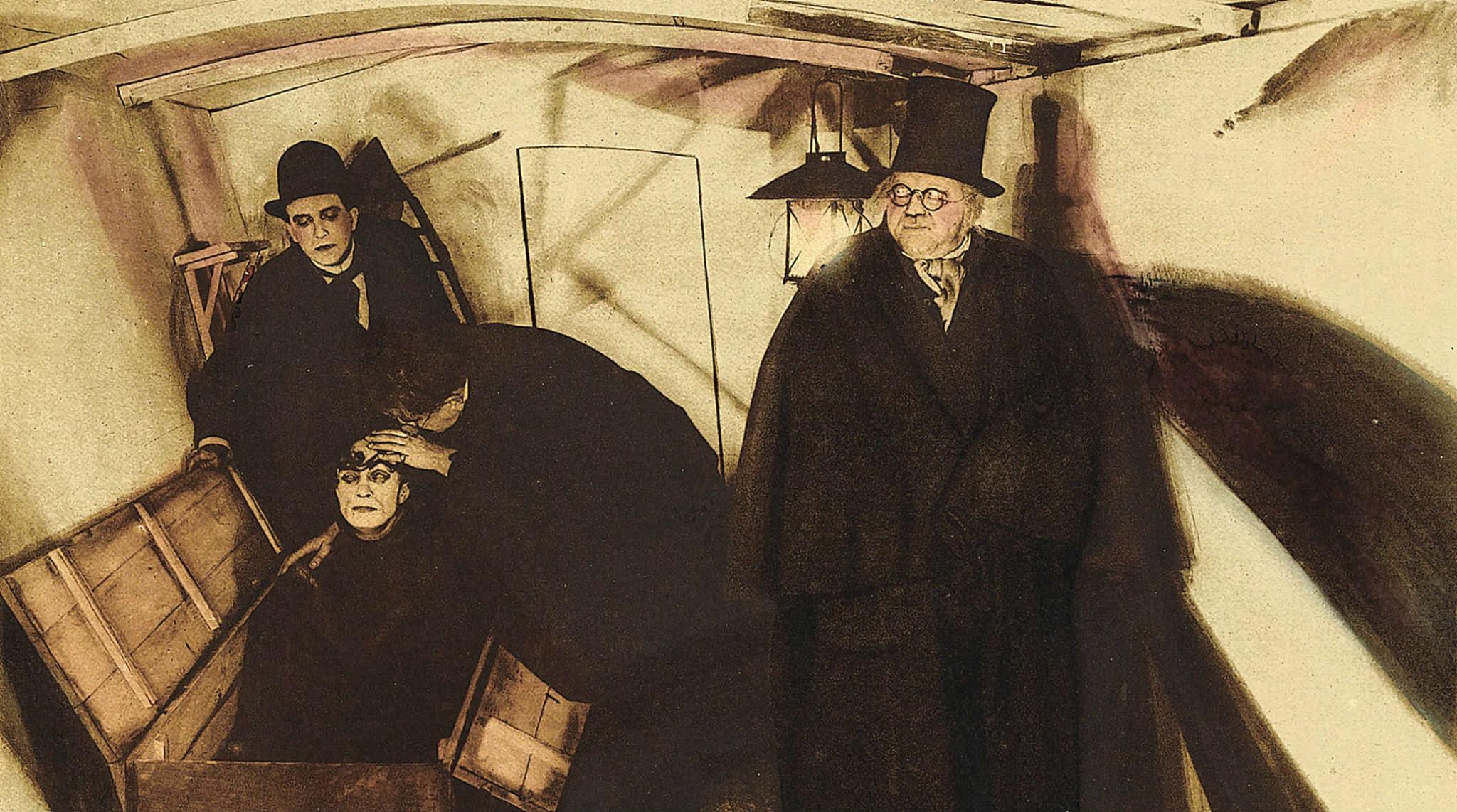 Dr Caligaris kabinett