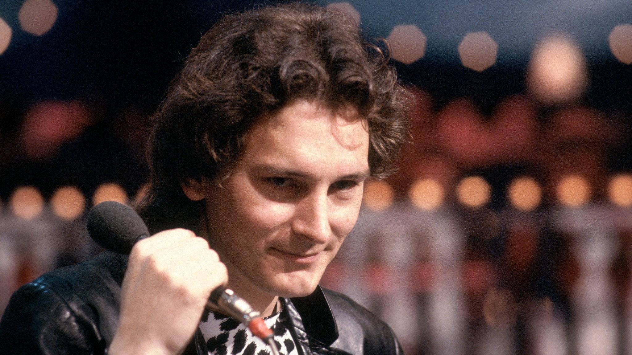1980 var året när Tomas Ledin tävlade i Eurovision