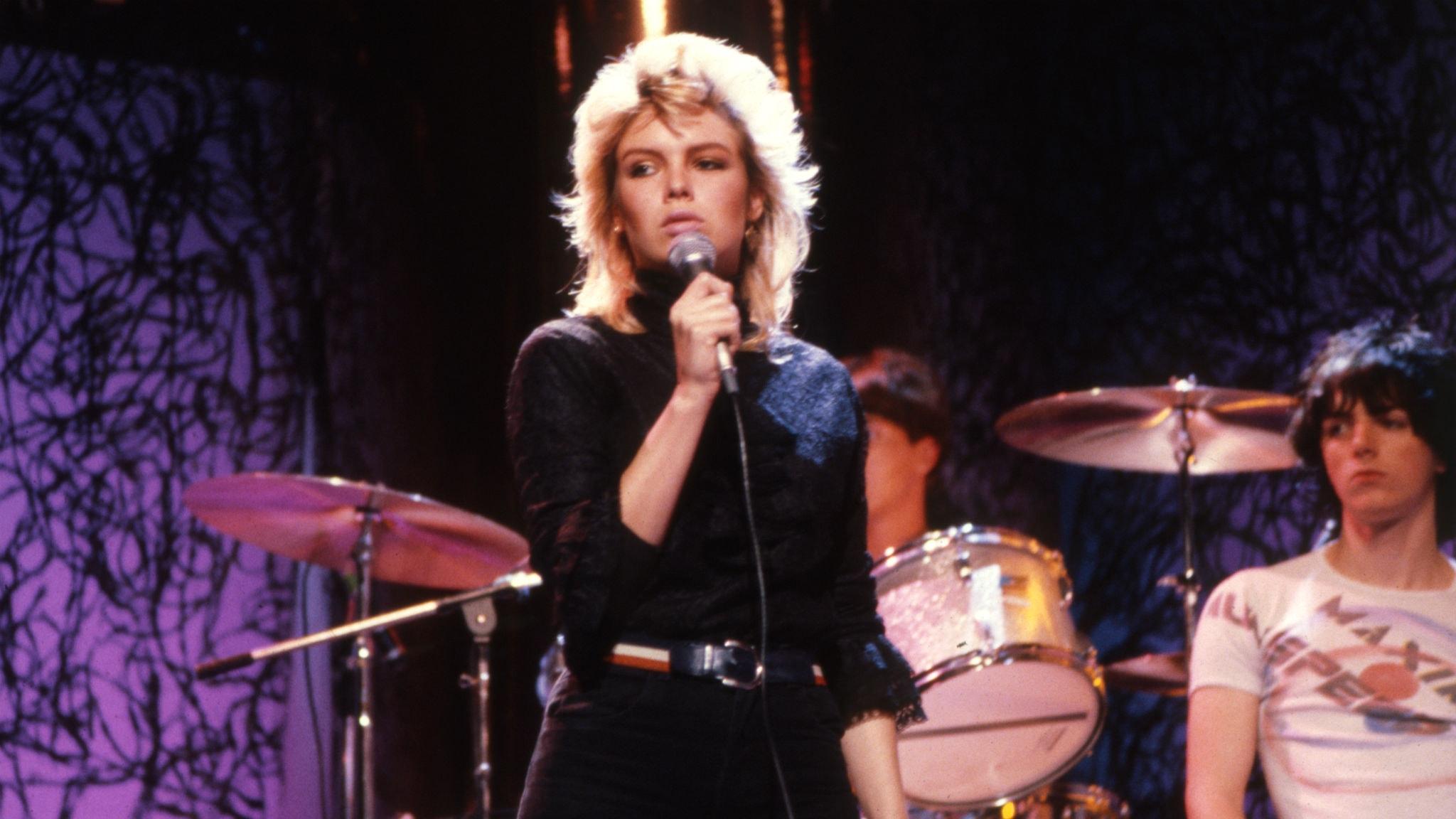 1981 är genombrottsåret för Kim Wilde
