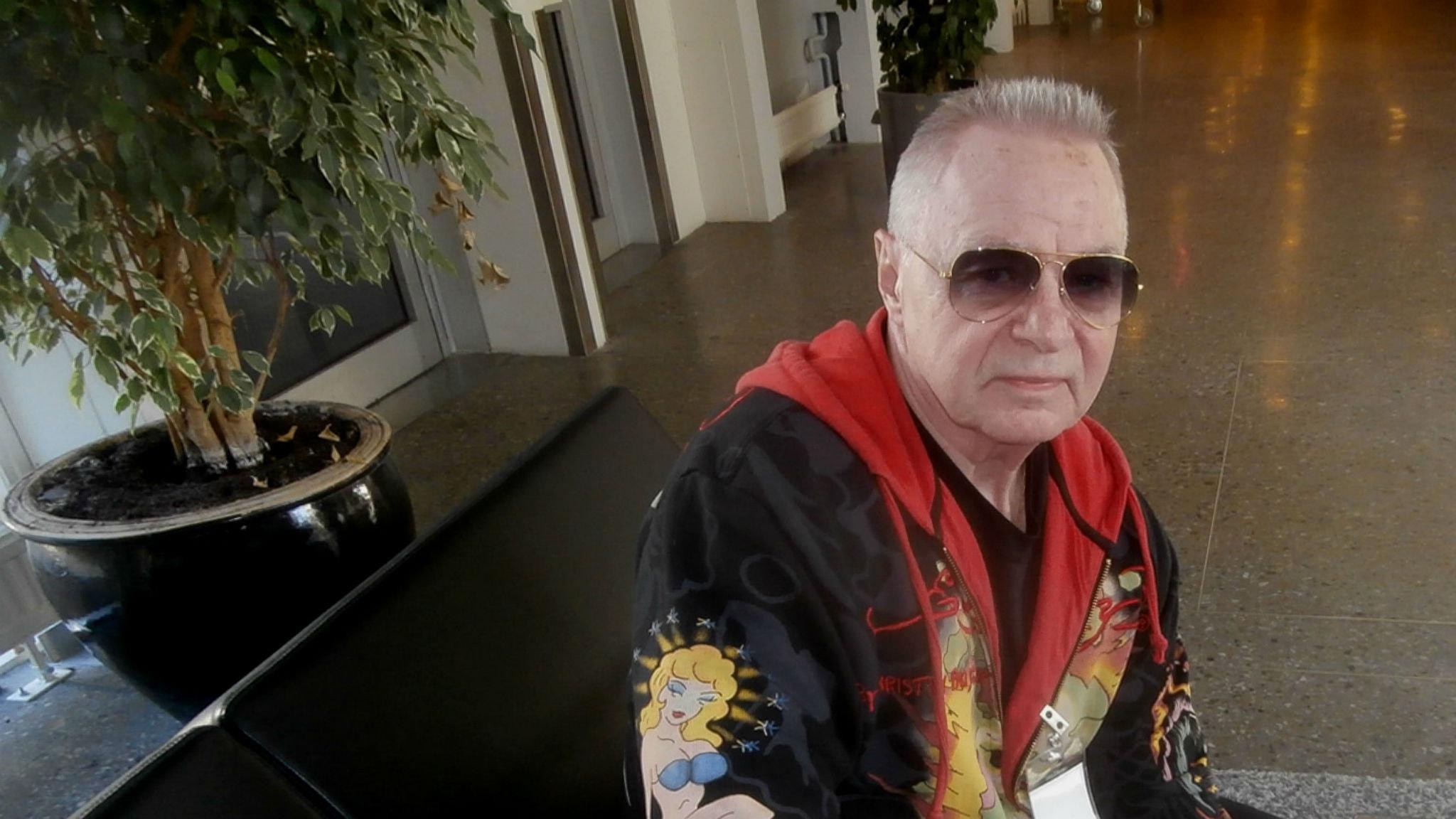 Jerry Williams berättar om sin krogshow och om senaste plattan