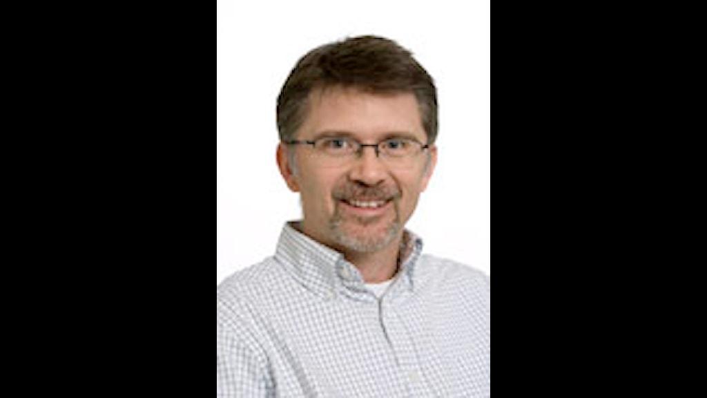 Martin Rydgren på Havs- och vattenmyndigheten. Foto: privat