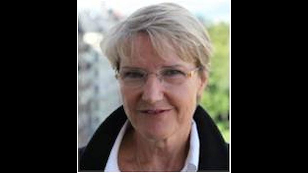 Kristina Persson är grundare och arbetande styrelseordförande för tankesmedjan Global Utmaning.