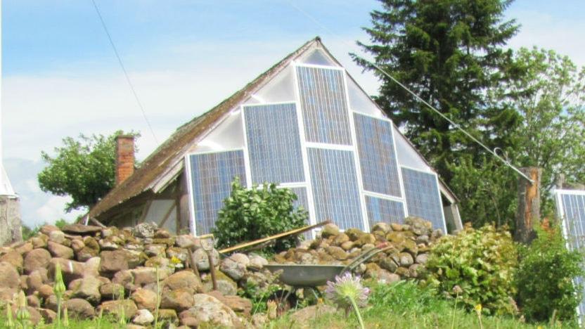 Så kan ditt hus bli ett energilager