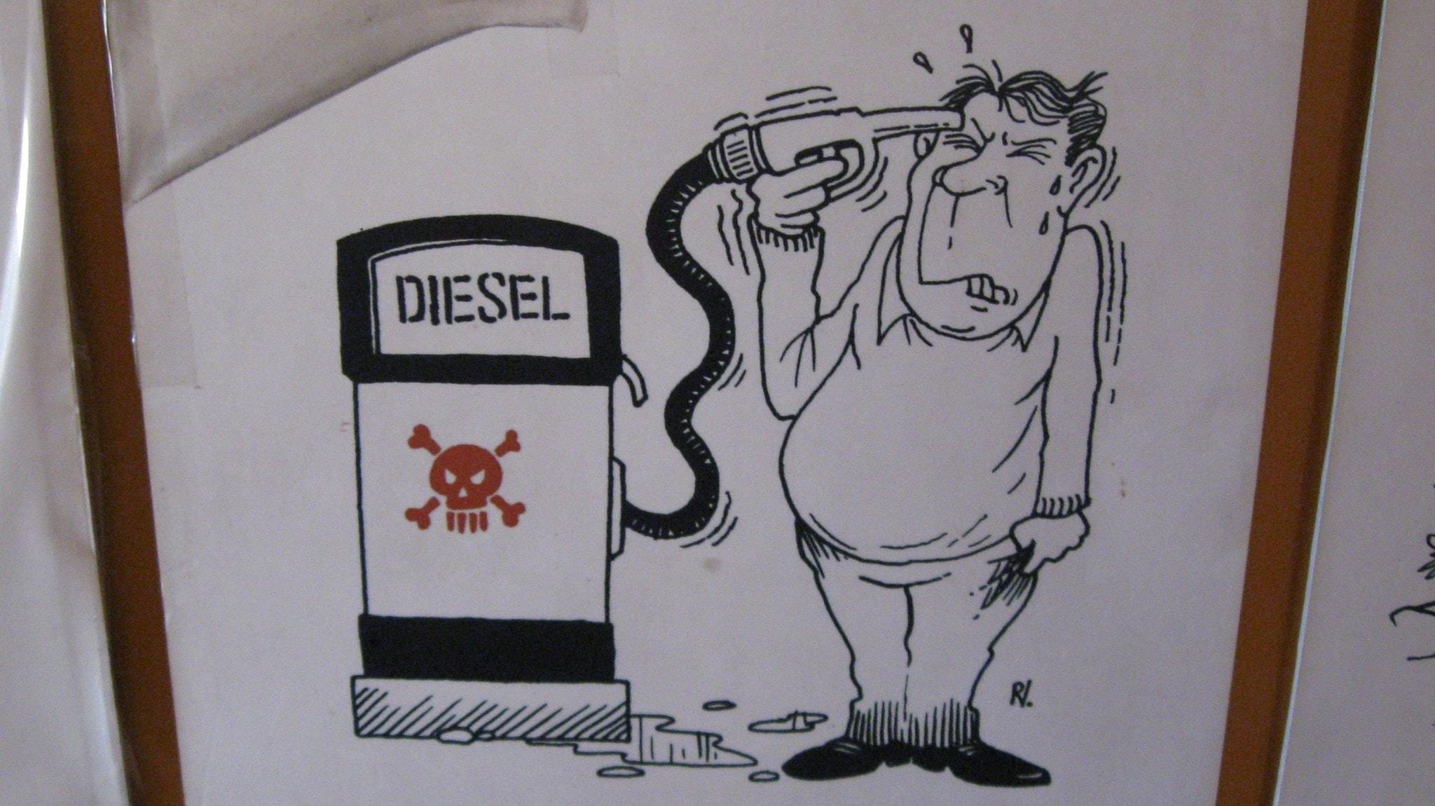 Dieselbilens död?