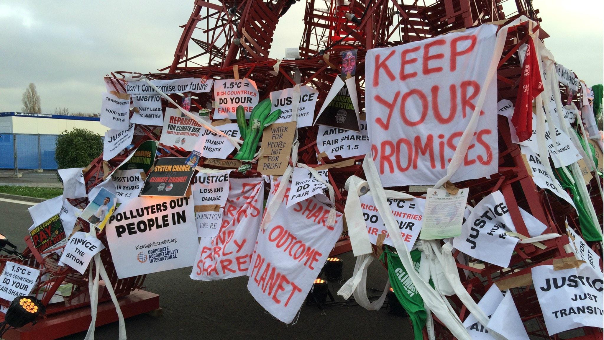 Lyckades Paris rädda klimatet?