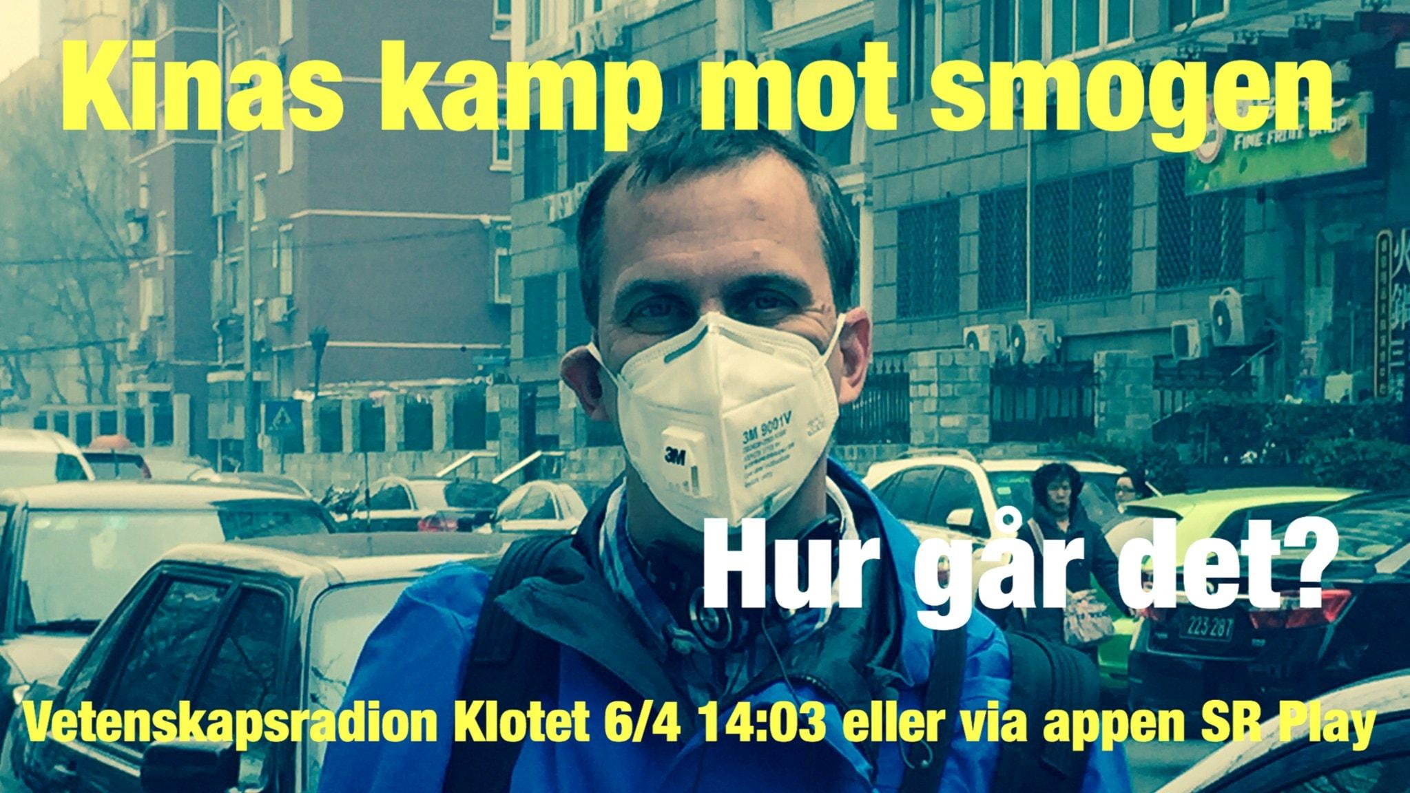 Kinas kamp mot smogen