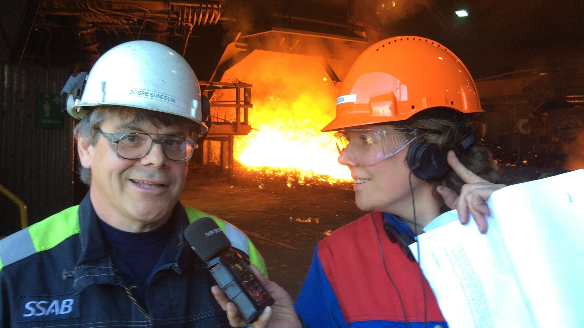 Stål utan kol – stålindustrins dilemma