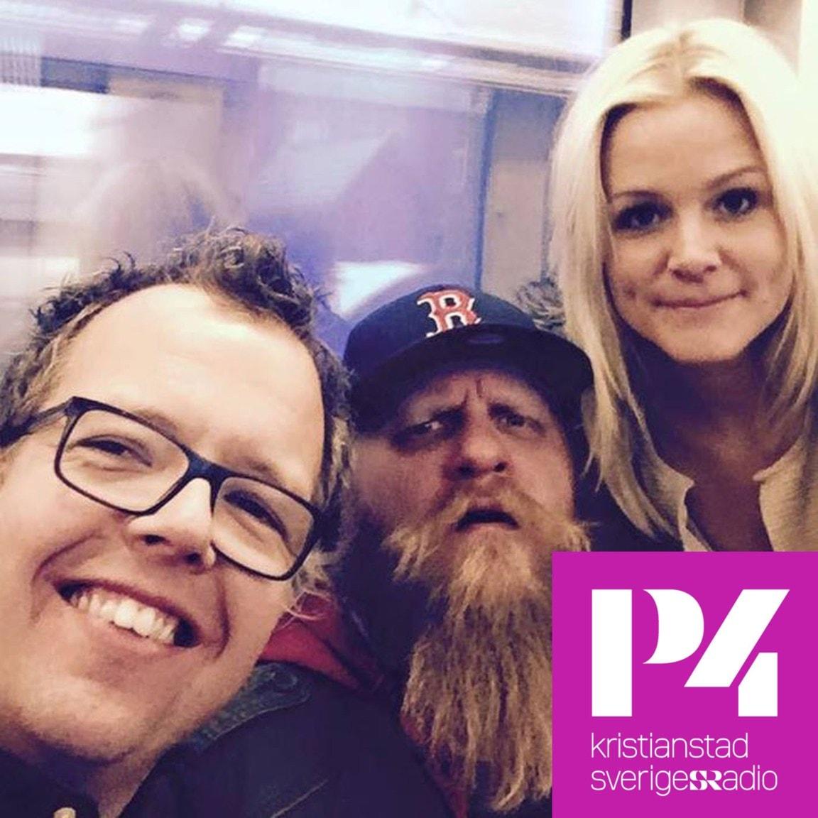 Med Anders Liljeqvist
