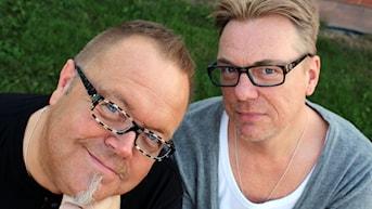 Förmiddag i P4 - P4 Västernorrlands förmiddagsprogram med Magnus Leijon och Ulf Thonman.