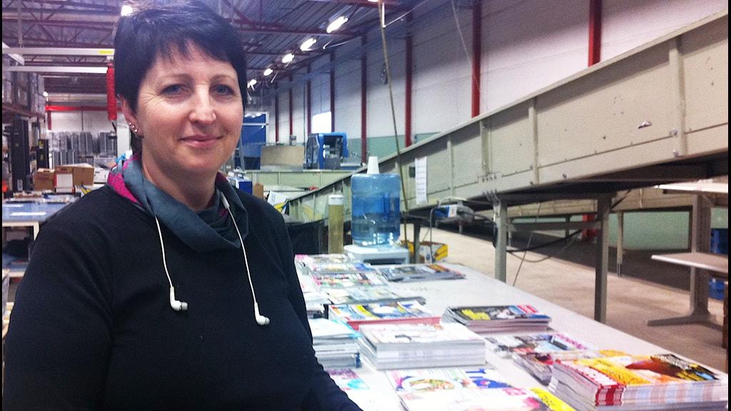 Midheta på jobbet. Foto: Anna-Brita Lindqvist