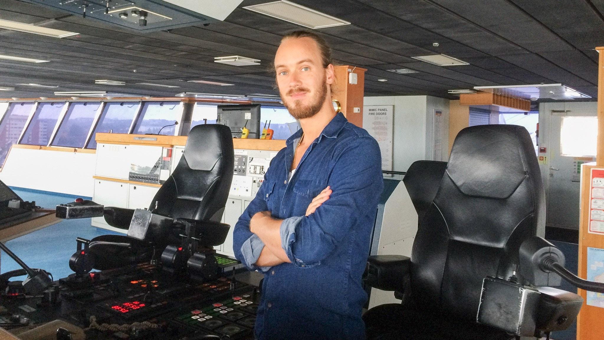 Den otatuerade sjömannen - Del 1 i serien Svenska sjömän