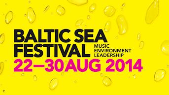 Baltic Sea Festival 2014 - Berwaldhallen, Stockholm