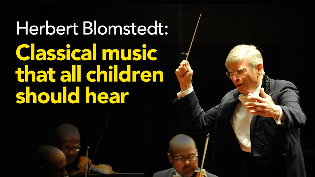 Classical music that all children should hear