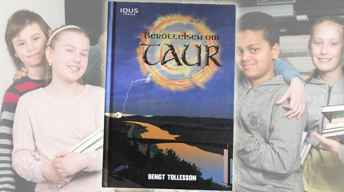 Bok 1: Berättelsen om Taur