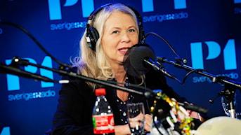 Helena von Zweigbergk. Foto: Stina Gullander/Sveriges Radio.