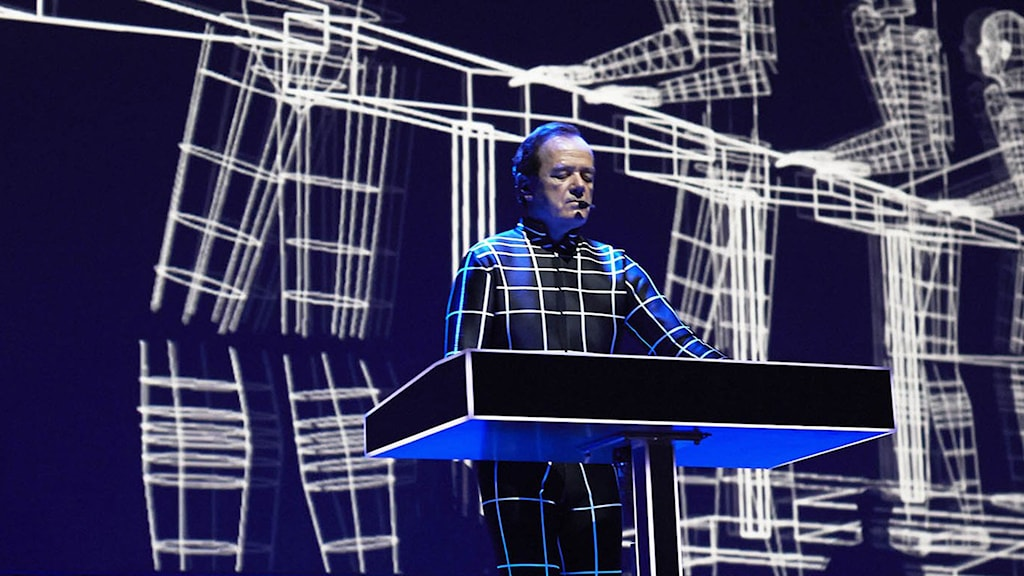 Ralf Hütter i Kraftwerk. Foto: Peter Boettcher