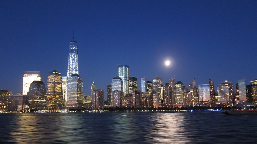 New York skyline. Foto: Creative Commons, Oscar Urdaneta (CC BY-SA 3.0)