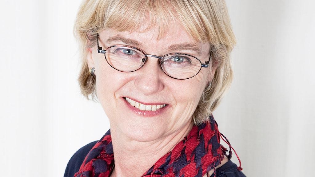 Anna-Brita Lindqvist Foto: Sveriges Radio