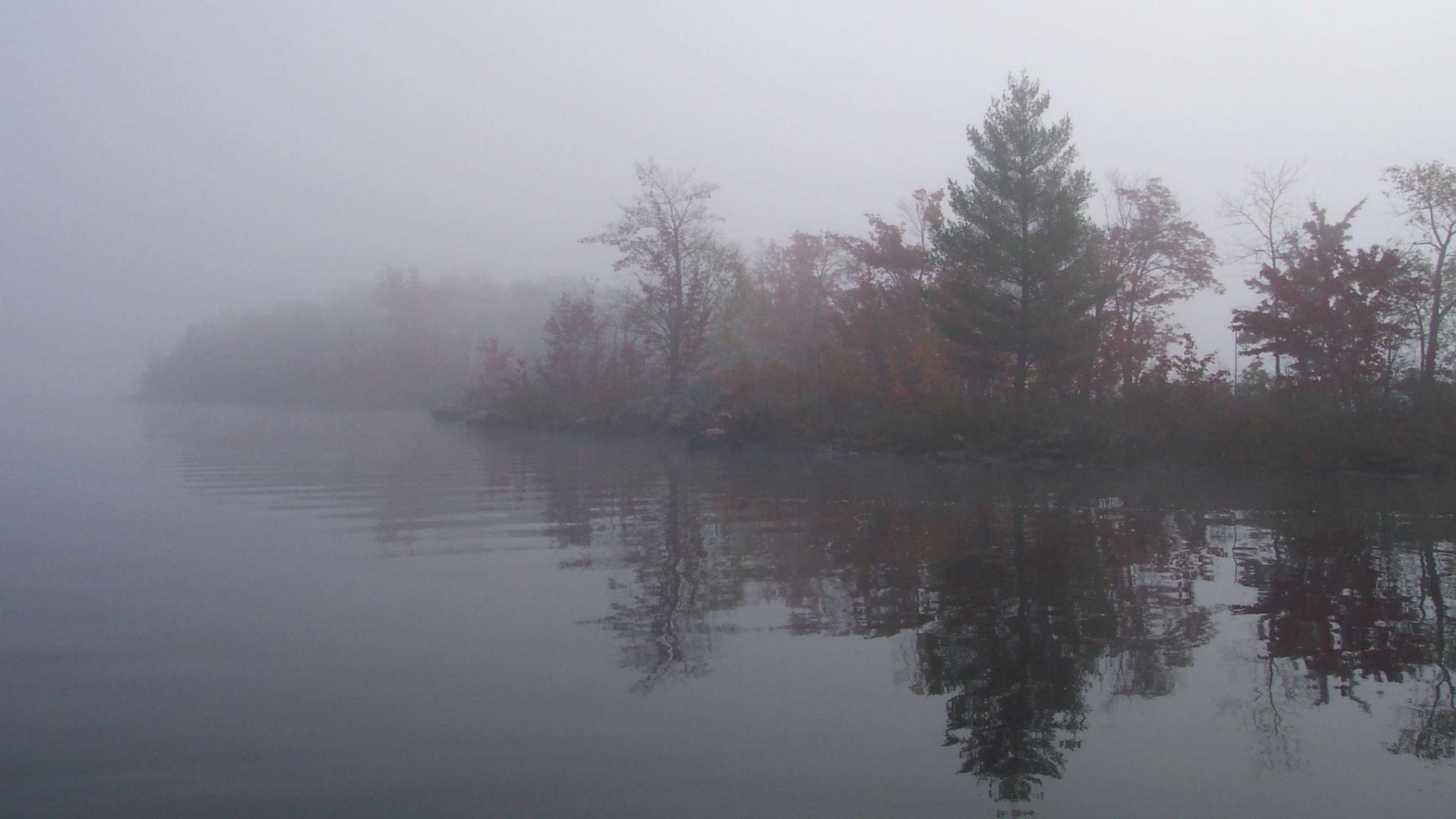 Ett dopp i sorgens sjö