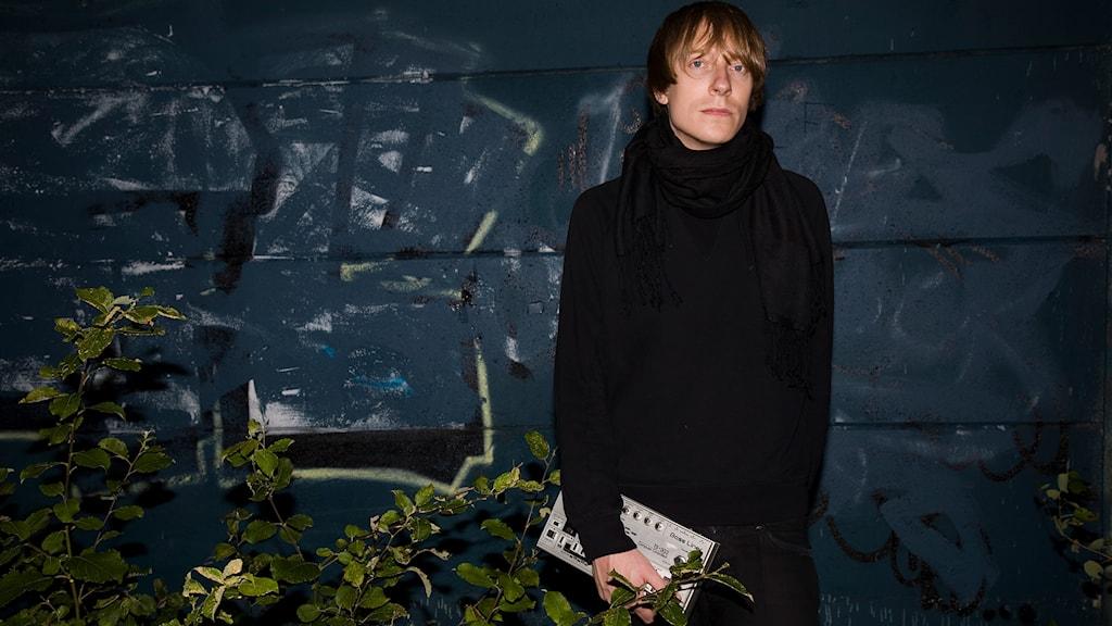 Andreas Tilliander. Foto Daniel Karlsson