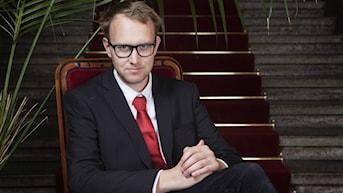 Tobias Wallin. Foto: Julia Lindemalm