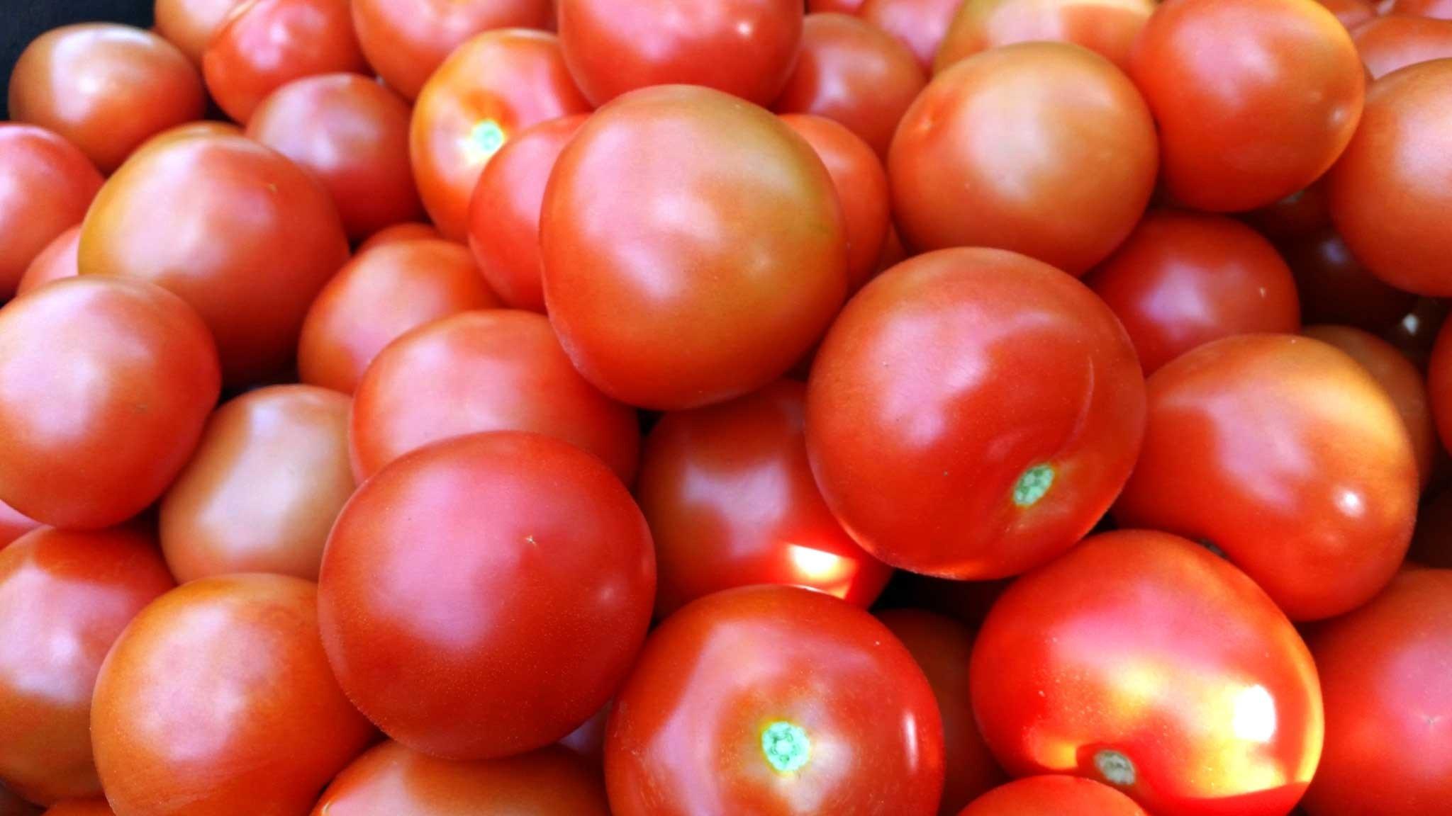 Näringen och grönsakerna