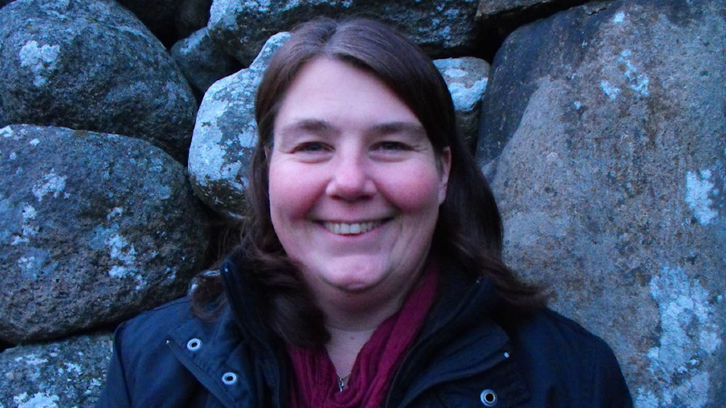 Ann-Louise Svensson är glad över pengar från Region Skåne. Foto: Marie Sandgren/Sveriges Radio - 2611432_1200_675