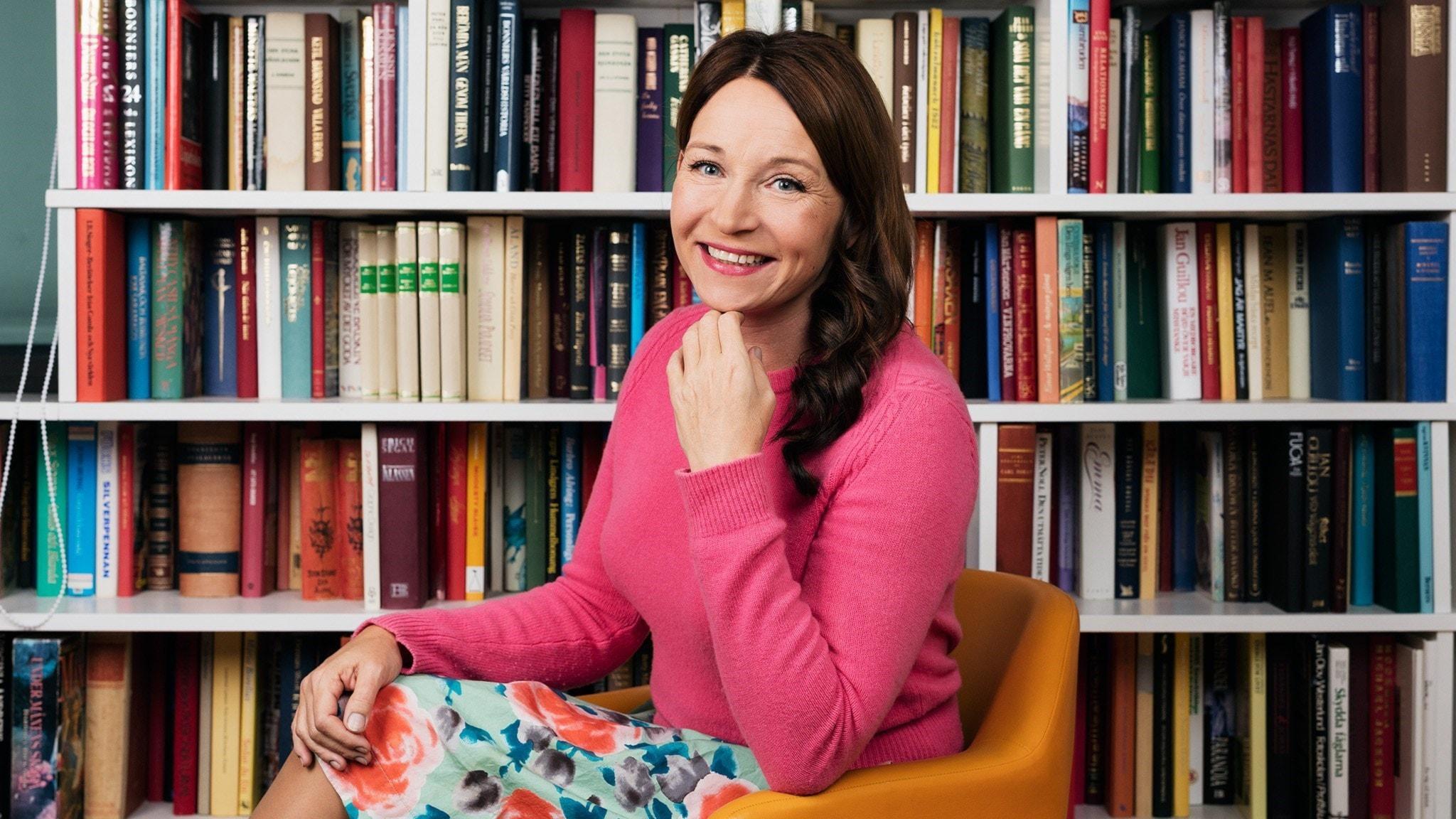 Läsa med Martina - ett program om hur du får dina barn att läsa