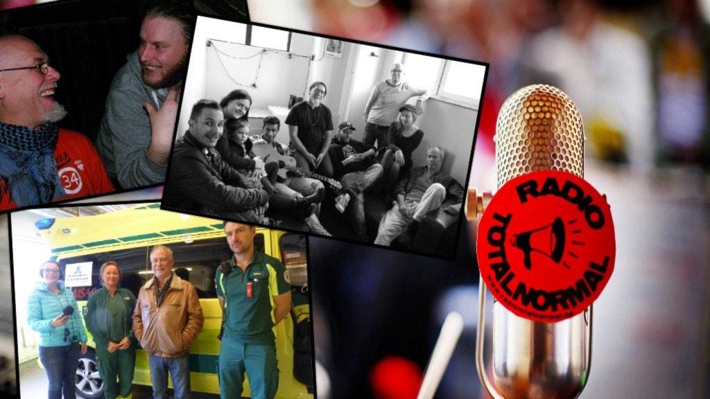 Radio Totalnormal - ditt psyke i etern