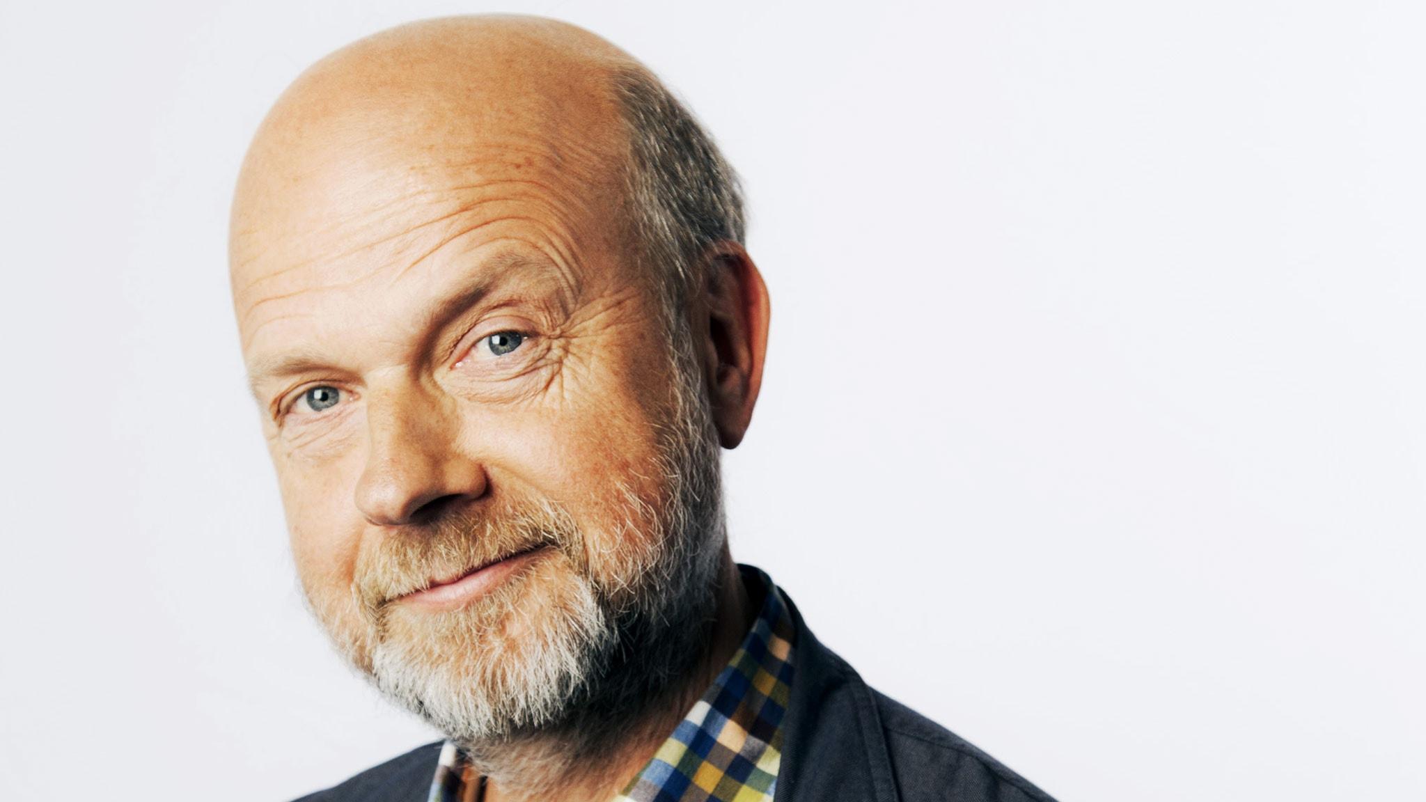 Fråga Kulturradion med Gunnar Bolin