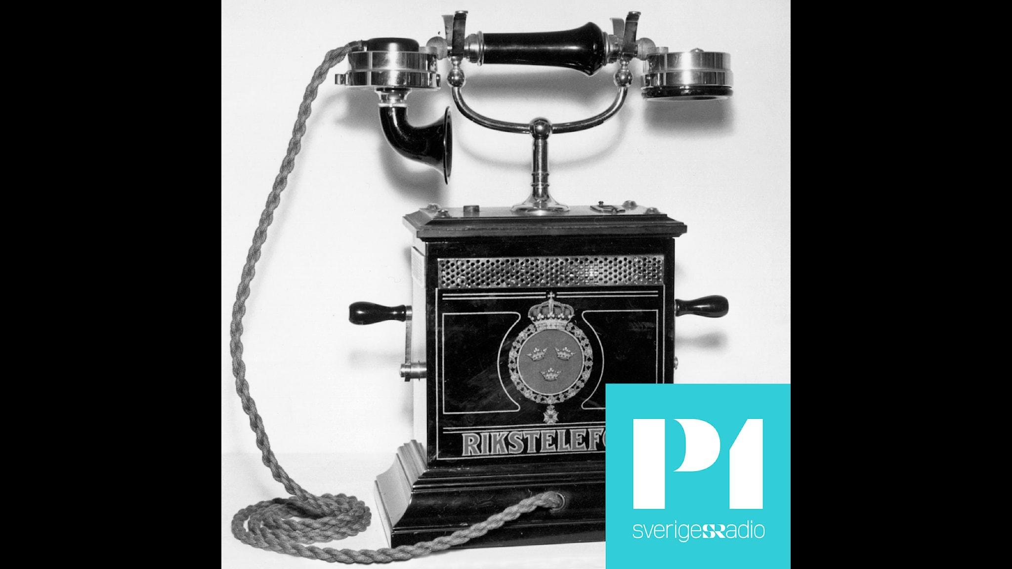 Ring Kulturradion med Gunnar Bolin
